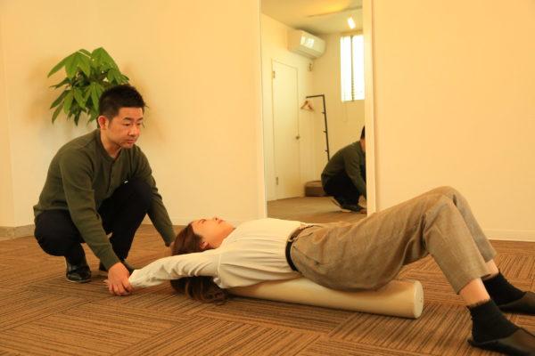 肩こりと頭痛に対する運動療法