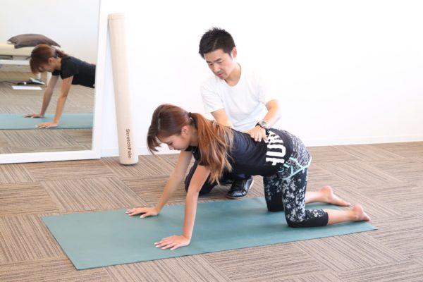腰痛に対する運動療法