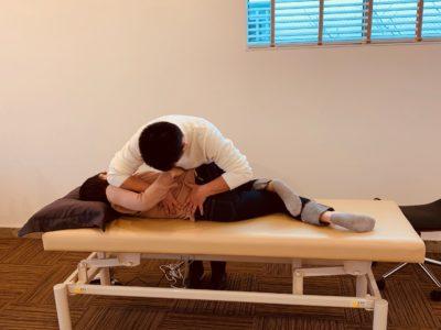 理学療法と徒手療法
