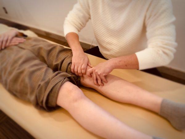 ひざ痛の原因は?