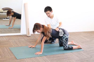 急性腰痛の治療