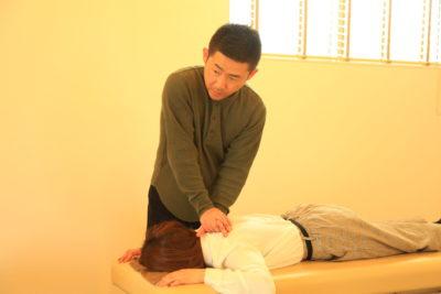 肩こり&頭痛の治療